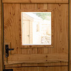 handmade reclaimed pine stable door